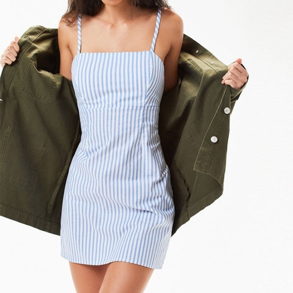 675008020cd Pacsun Kendall and Kylie Woven Shift Dress